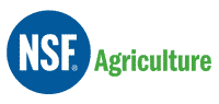 NSF Agriculture logo